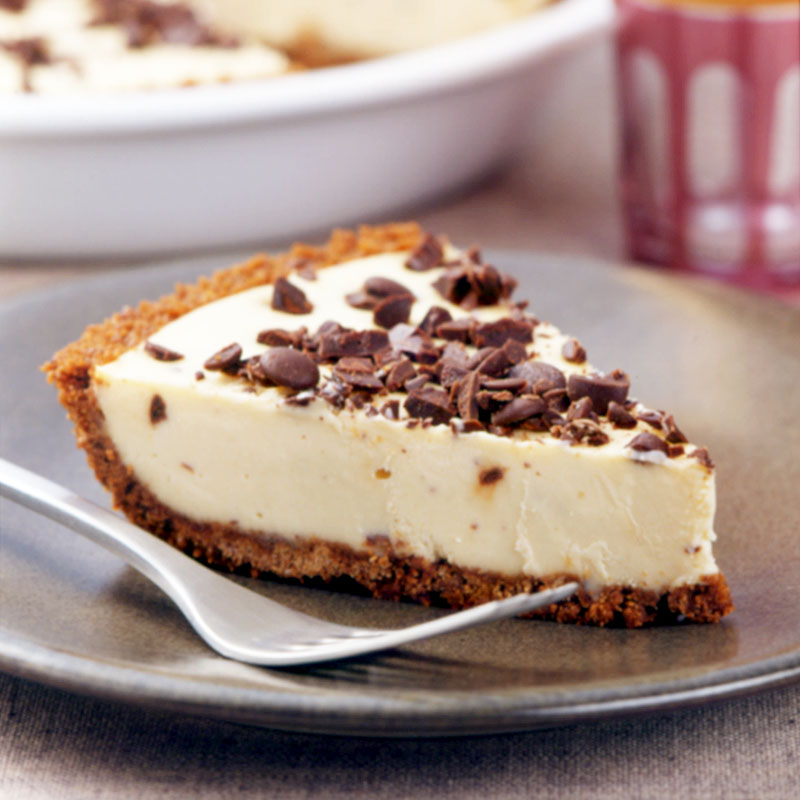 Photo of Chocolate chip peanut butter pie by WW