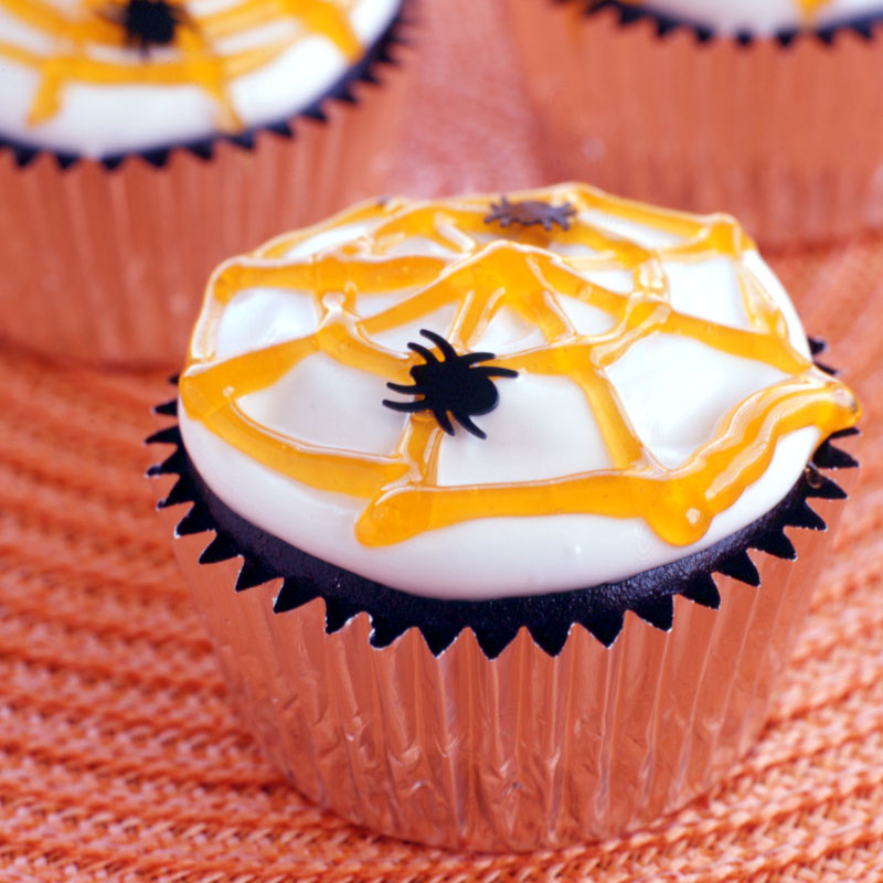 Chocolate Halloween Cupcakes | Recipes | Weight Watchers