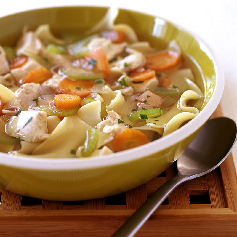 Photo of Lemon grass chicken soup by WW