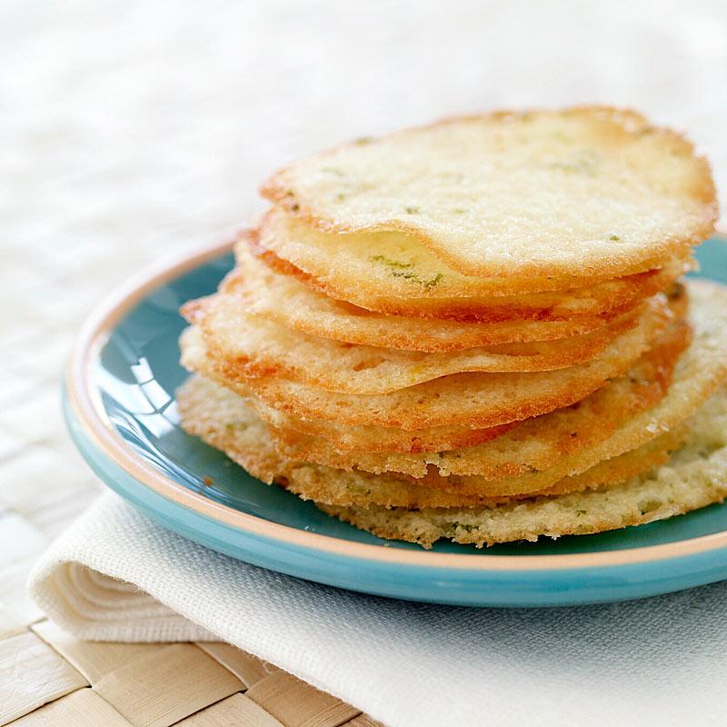 Photo of Lemon-lime cookie crisps by WW