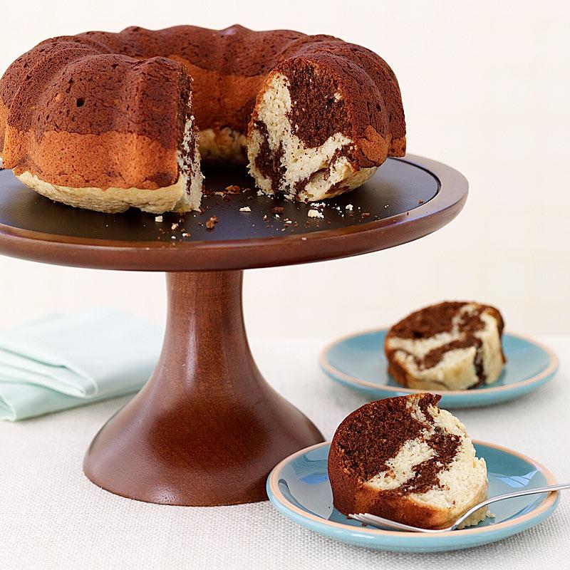 Photo of Marble pound cake by WW