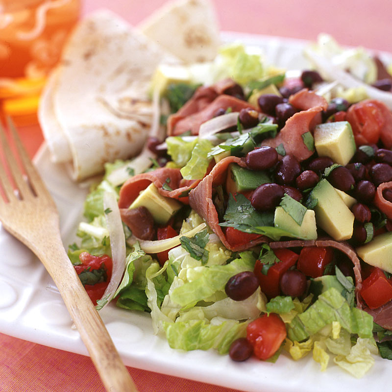 Photo of Mexican beef salad by WW