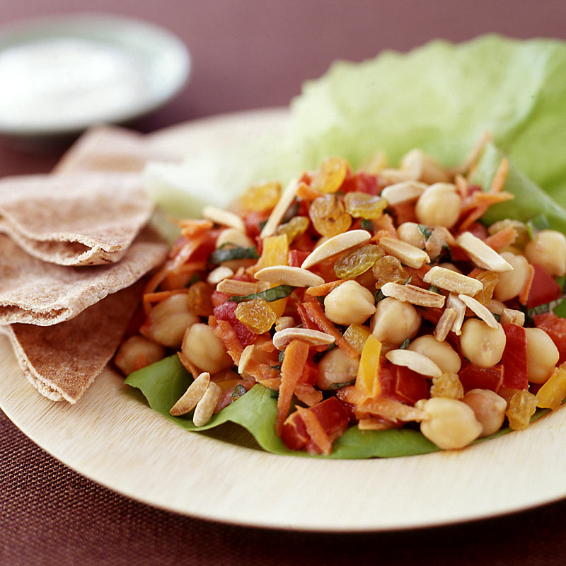 Photo of Moroccan chickpea salad by WW