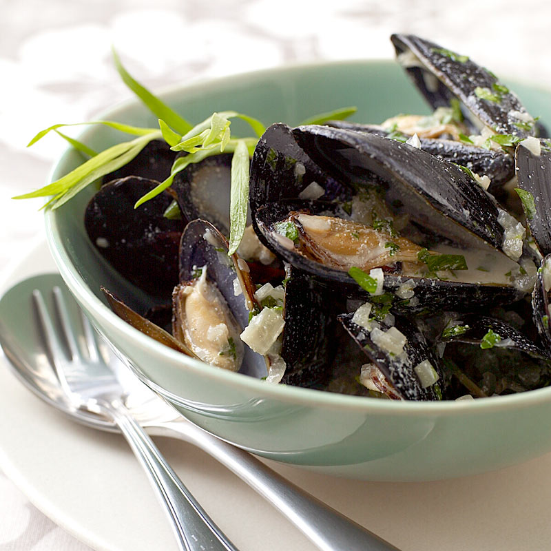 Photo of Mussels with Pernod and cream by WW