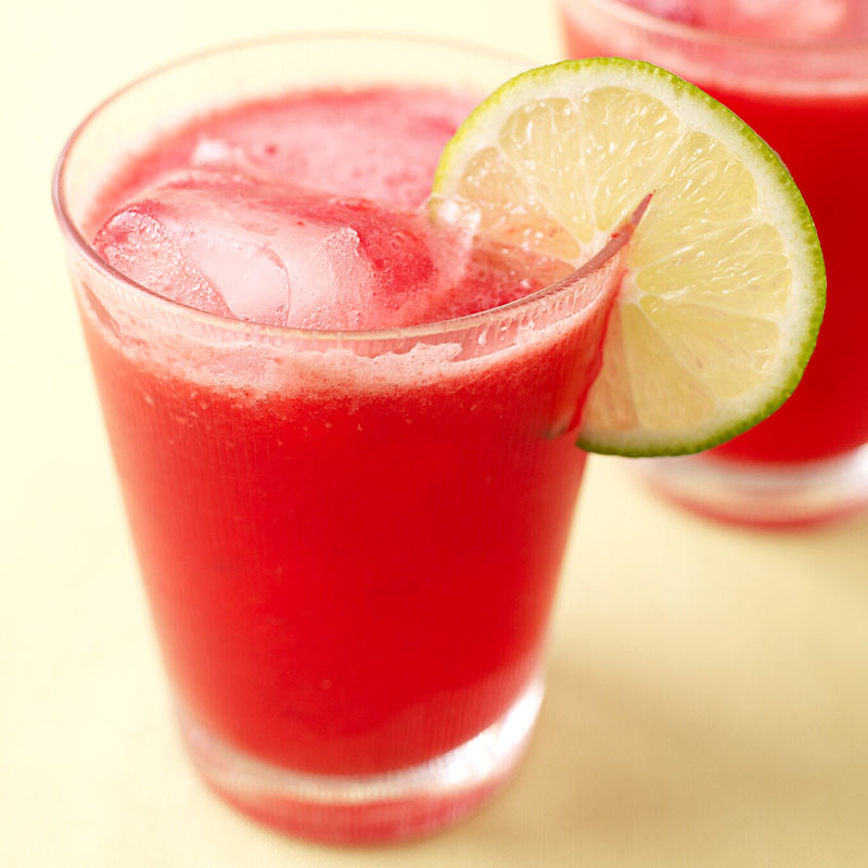 Photo of Raspberry-lime rickey by WW