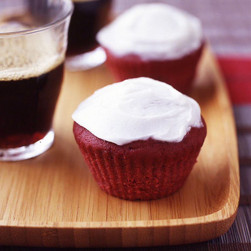 Photo of Red velvet cupcakes by WW