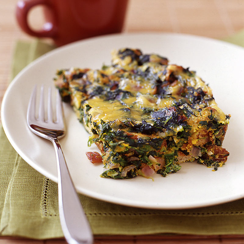 Photo of Savory vegetable strata by WW