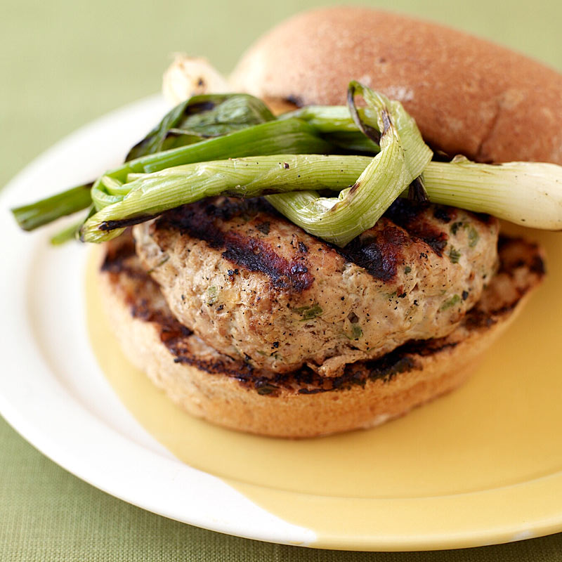 Photo of Teriyaki Turkey Burgers by WW