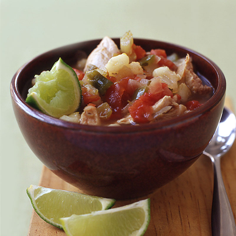 Photo of Slow Cooker Chicken Posole by WW