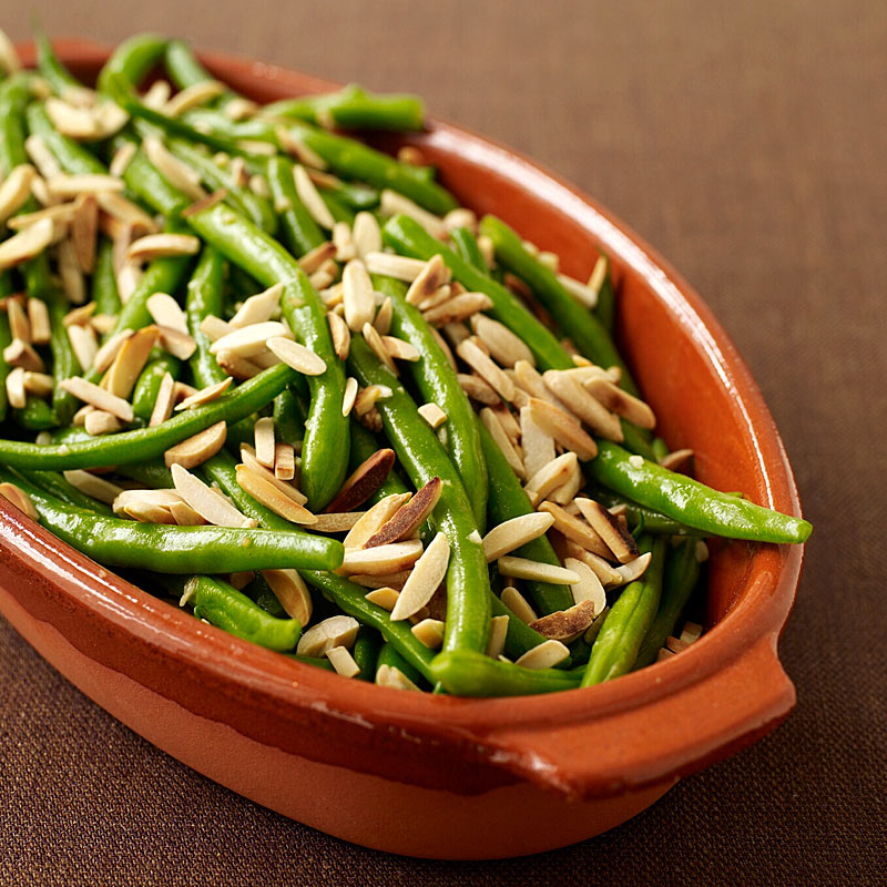 Photo of Sauteed String Beans with Almonds by WW