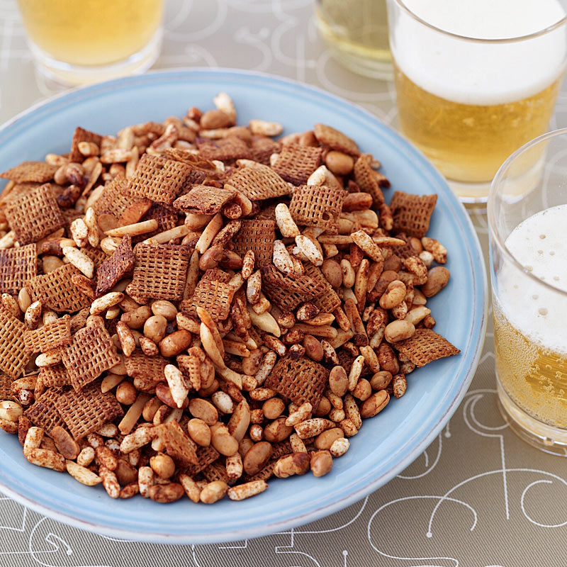 Photo of Teriyaki Snack Mix by WW
