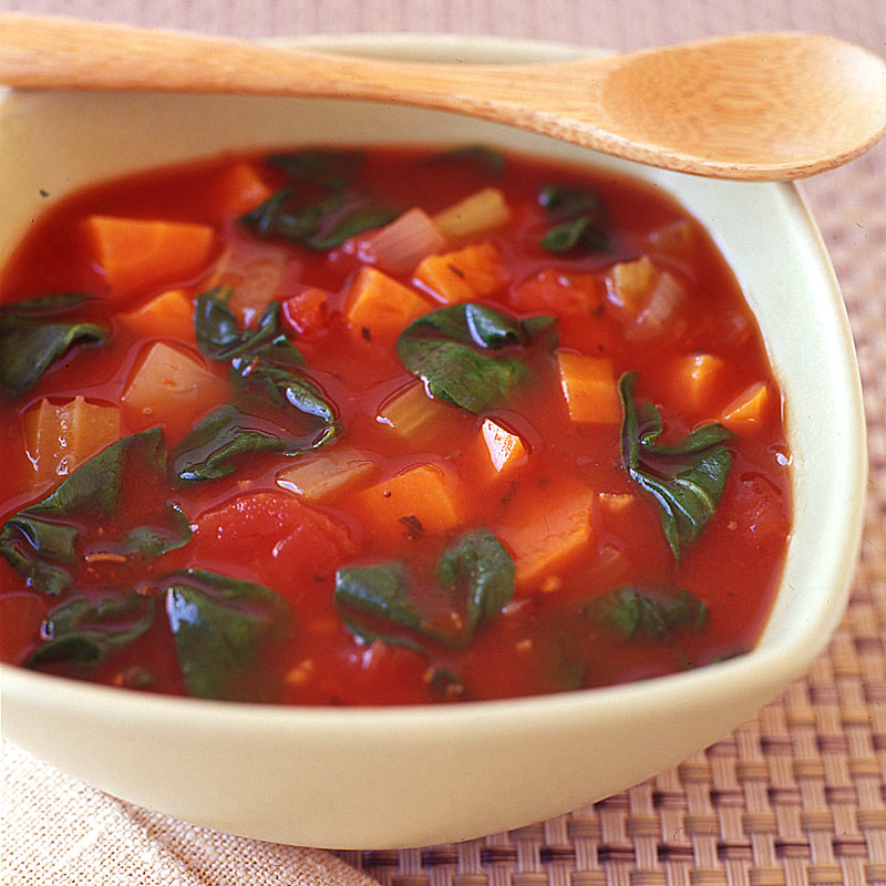 Photo of Slow Cooker Vegetable Soup by WW