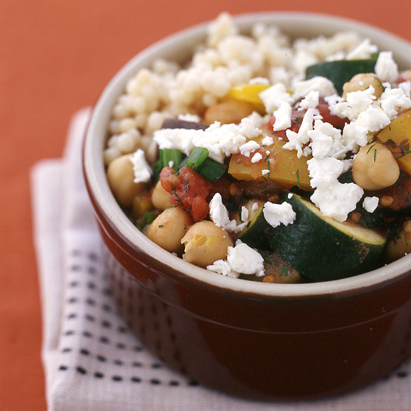 Photo of Turkish vegetable stew with Israeli couscous by WW