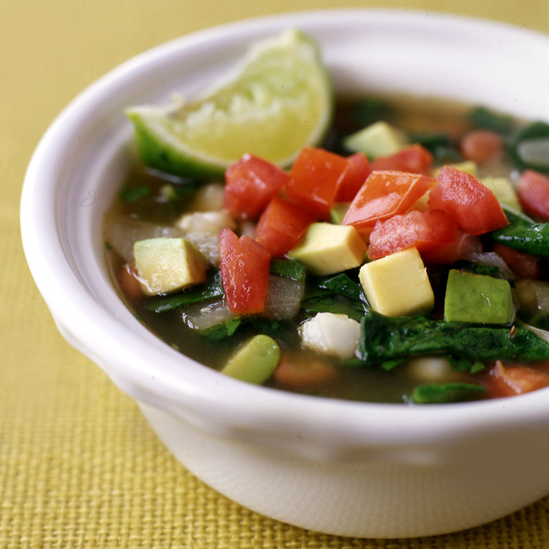 Photo of Vegetarian posole by WW