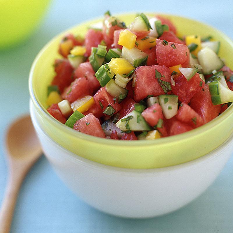 Photo of Watermelon salsa by WW