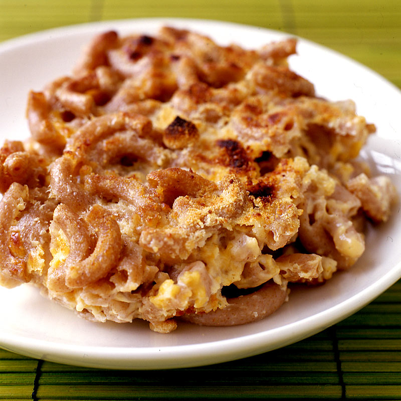 Photo of Whole-wheat macaroni and cheese by WW