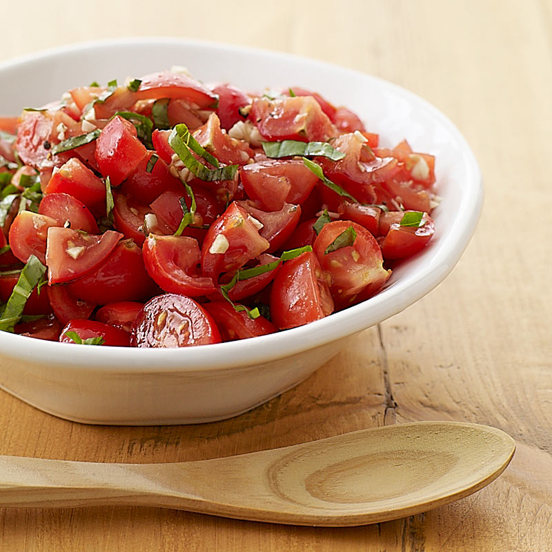 Photo of Chunky fresh tomato and basil sauce by WW