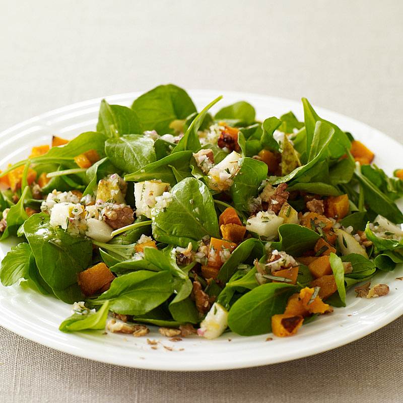 Photo of Fall harvest salad by WW