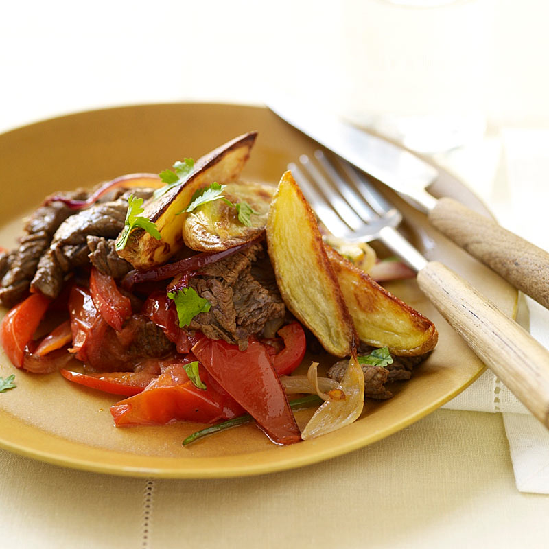 Photo of Lomo saltado by WW