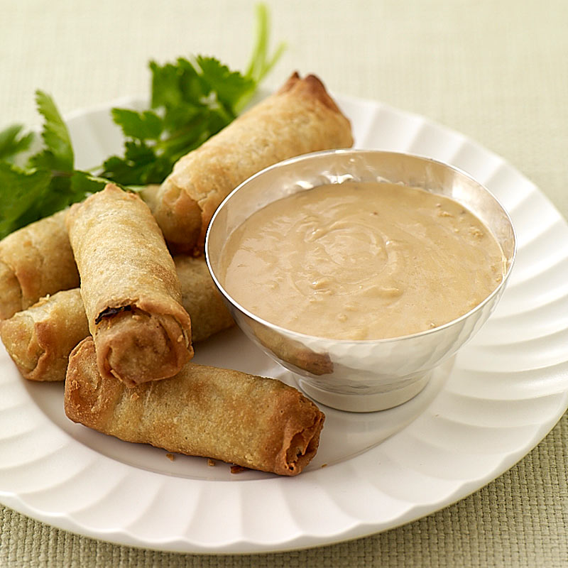 Photo of Thai peanut-ginger dipping sauce by WW