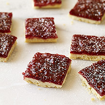 Photo of Raspberry squares by WW