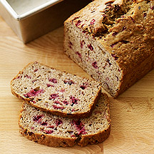 Photo of Cranberry-Banana Bread by WW