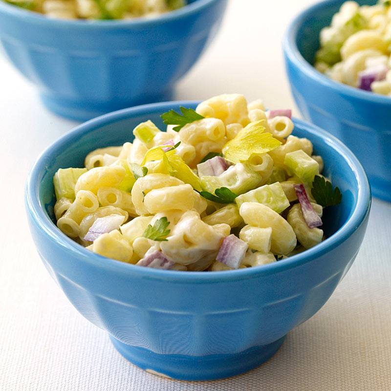 Photo of Classic macaroni salad by WW