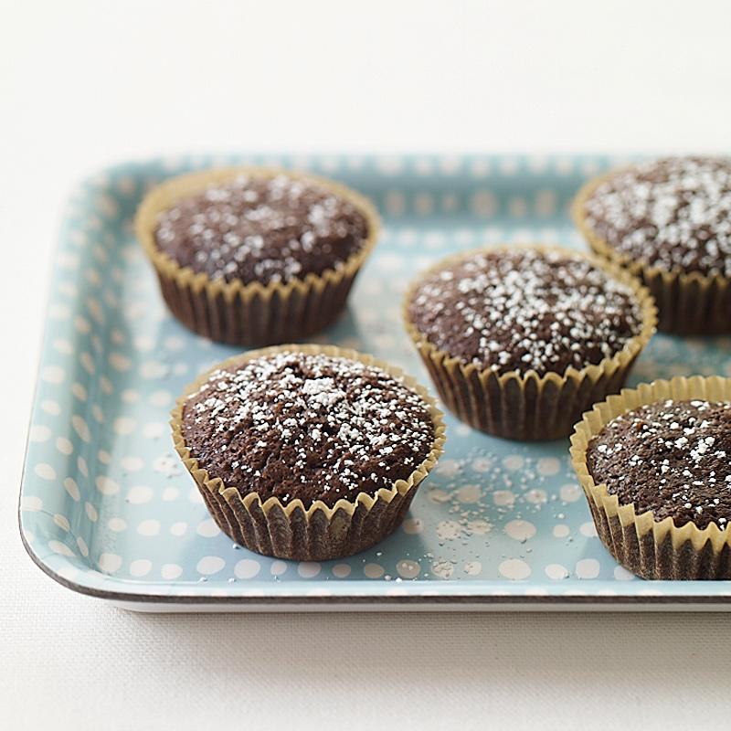 Photo of Mini brownie cupcakes by WW