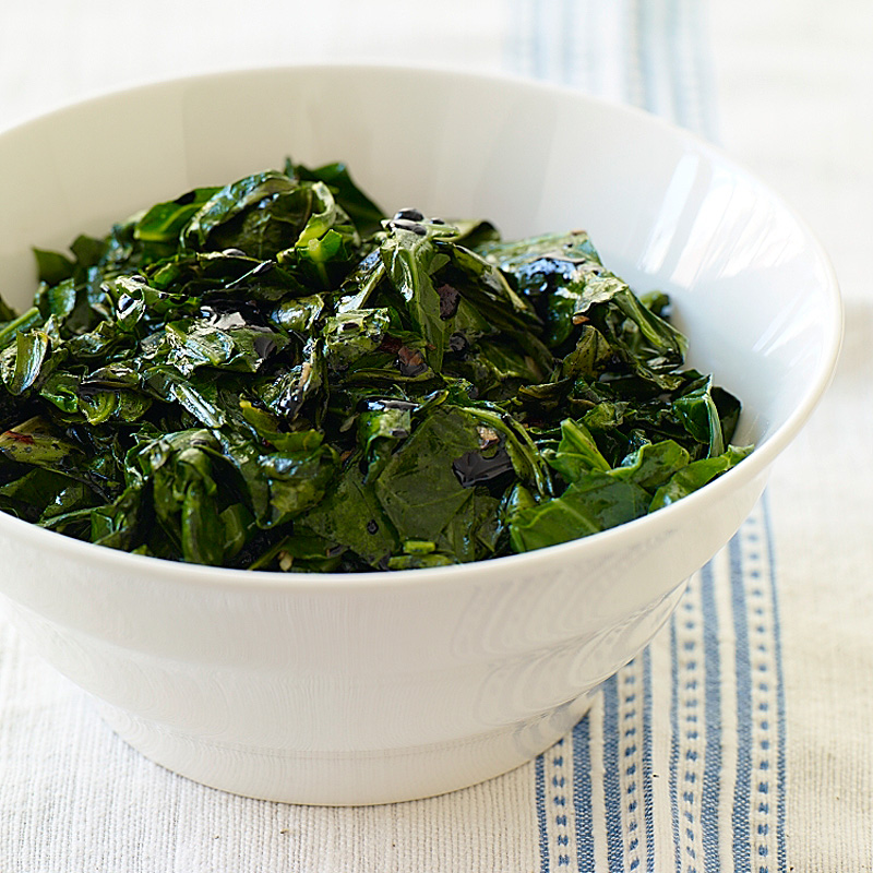 recipe: simple collard greens recipe vinegar [30]
