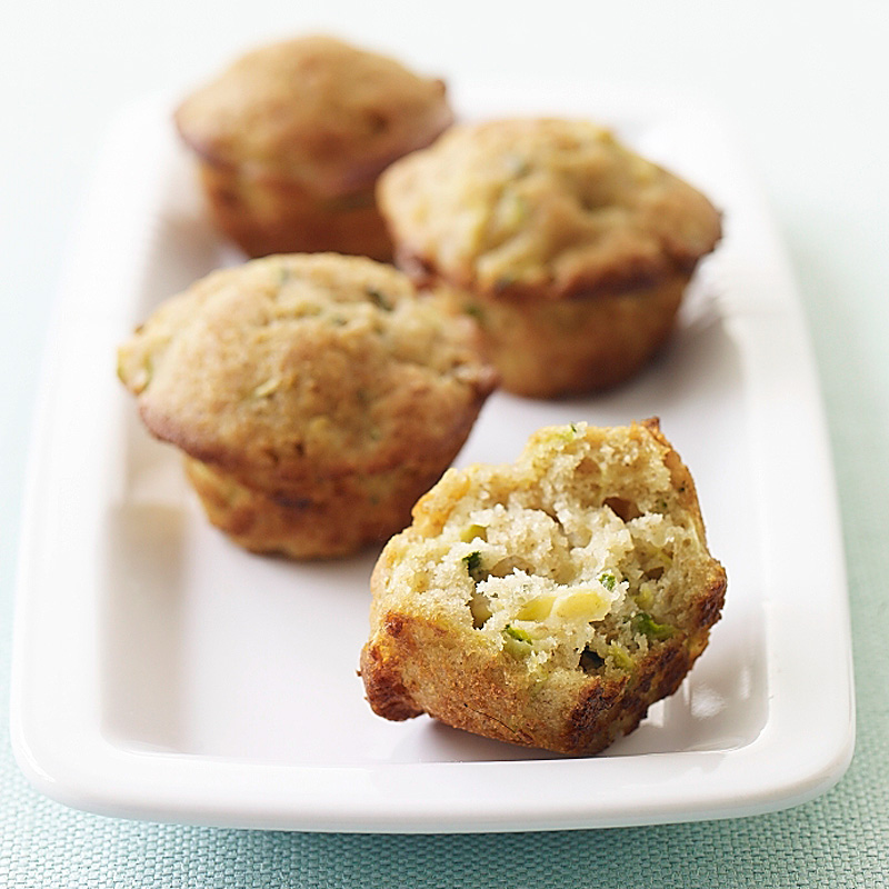 Photo of Zucchini Mini Muffins by WW