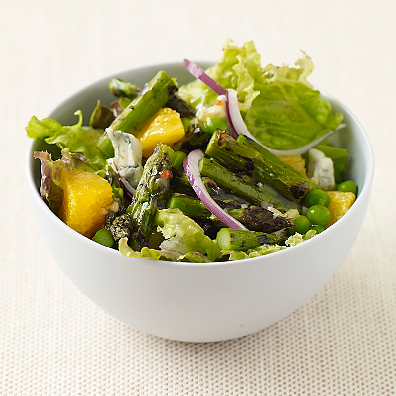 Photo of Grilled asparagus salad by WW