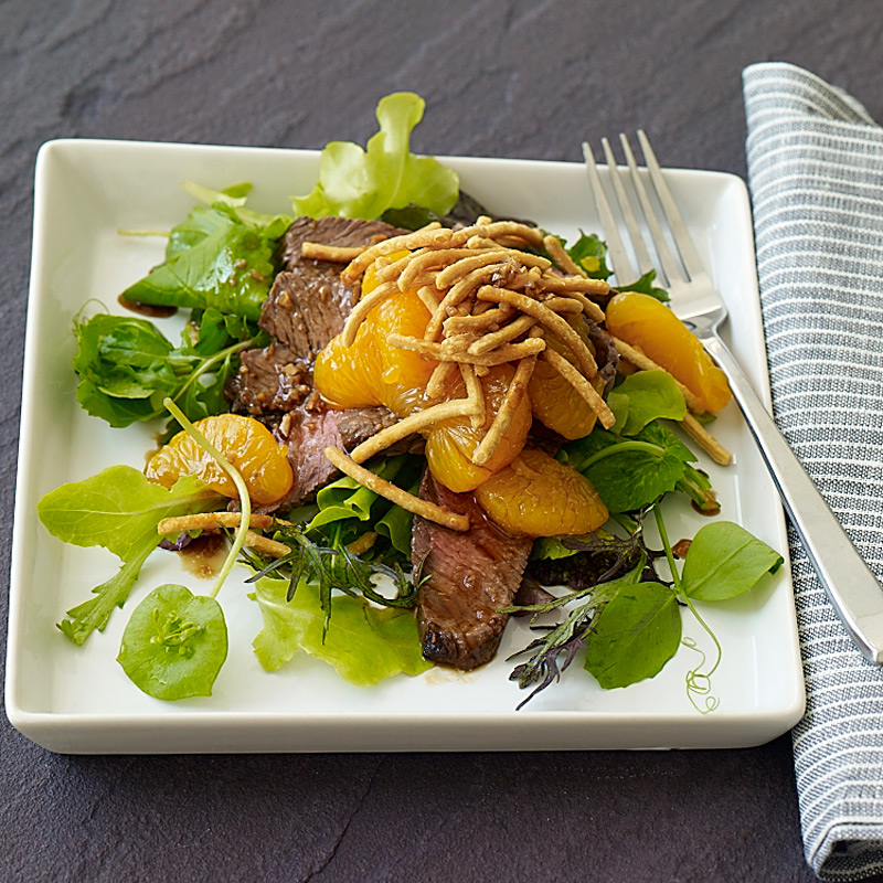 Photo of Asian beef salad by WW