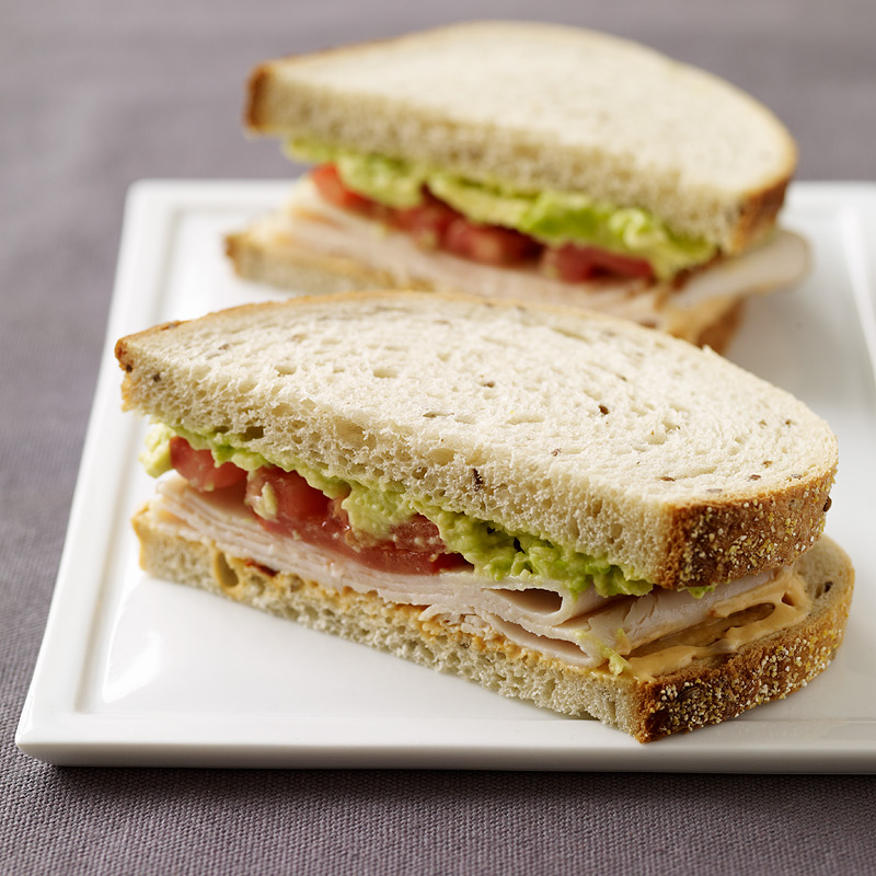 Photo of Smoked turkey sandwiches with chipotle mayo by WW