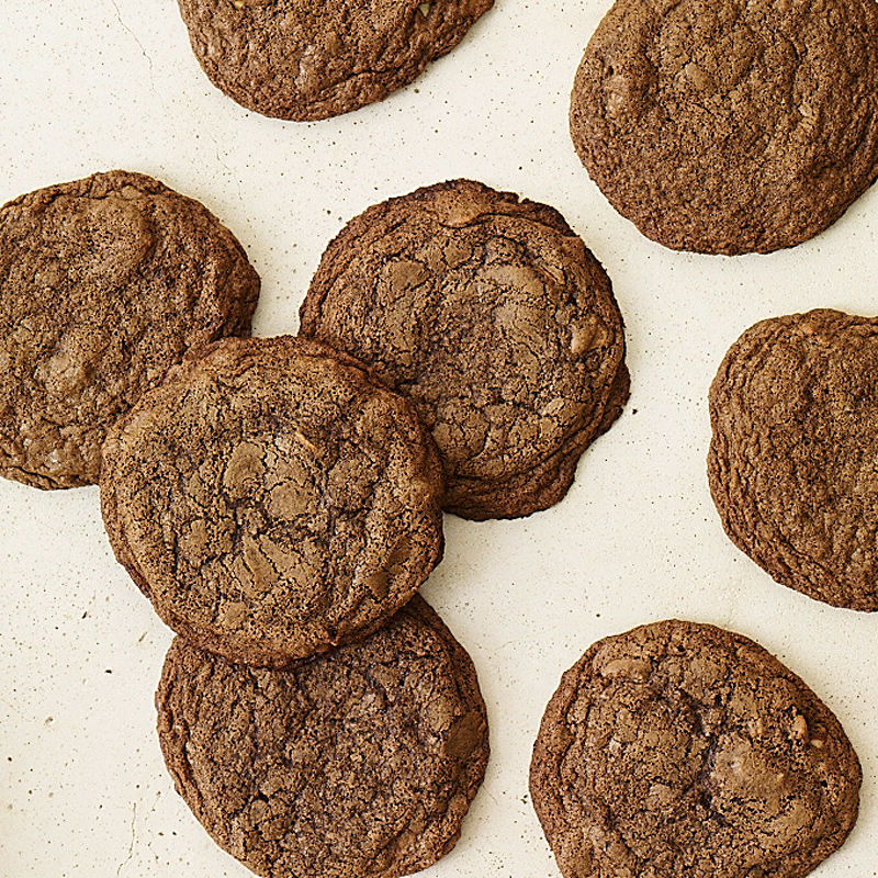 Photo of Chocolate chile cookies by WW