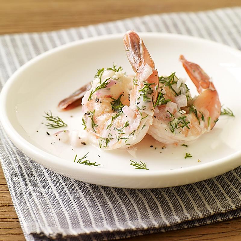 Photo of Dill shrimp by WW