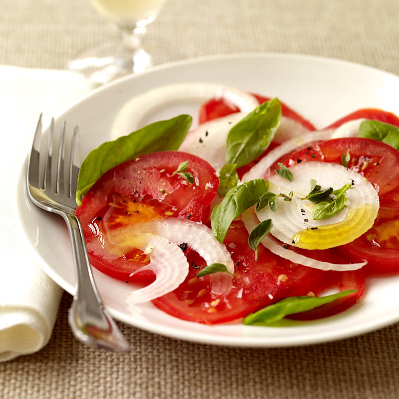 Photo of Tomato-basil salad by WW