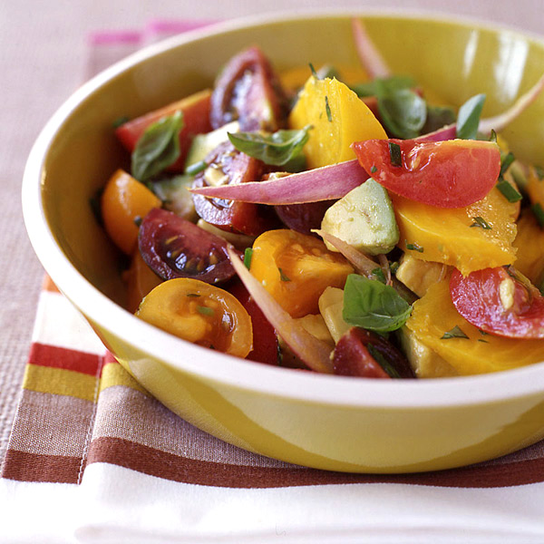... .com: Weight Watchers Recipe - Tomato, Avocado and Golden Beet Salad