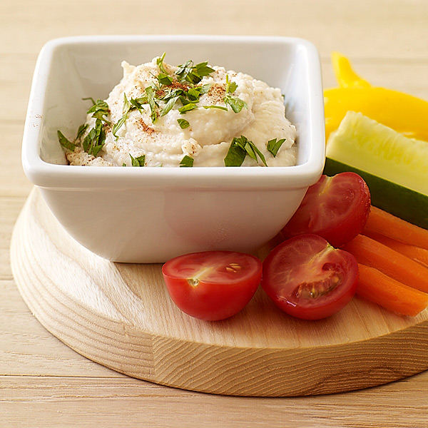 WeightWatchers.com: Weight Watchers Recipe - Garlicky White Bean Dip