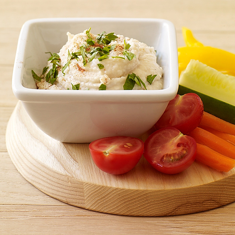 Photo of Garlicky White Bean Dip by WW