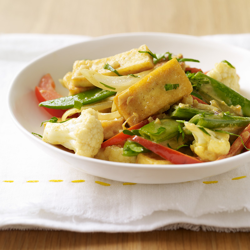 Photo of Curried tofu with vegetables by WW