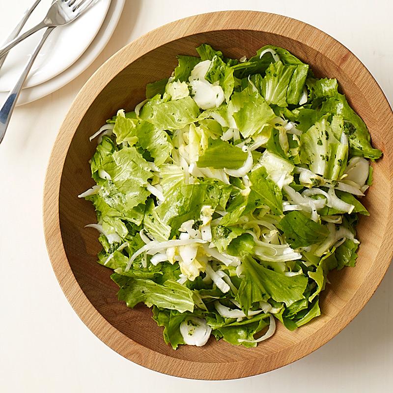 Escarole And Endive Salad Recipes Ww Usa