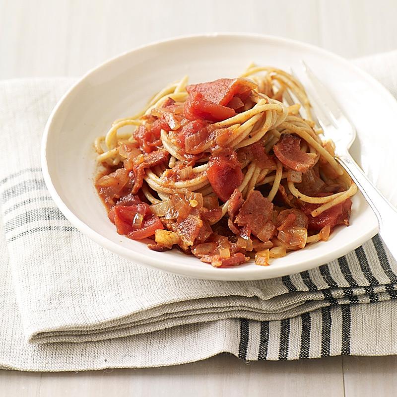 Photo of Spaghetti Amatriciana by WW