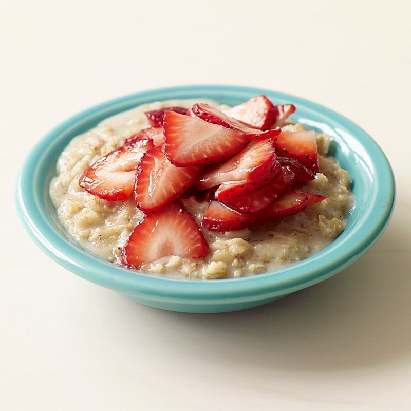 Photo of Strawberry oatmeal by WW