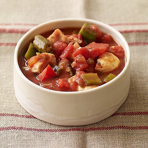 Chicken Gumbo Recipe — Dishmaps