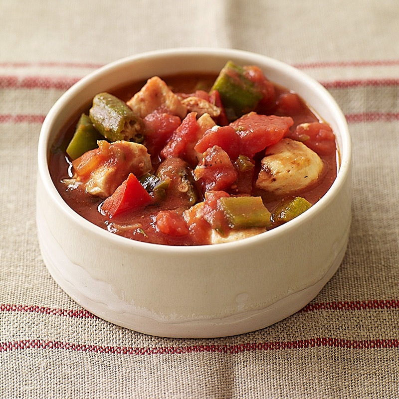 Photo of 15-Minute chicken gumbo by WW