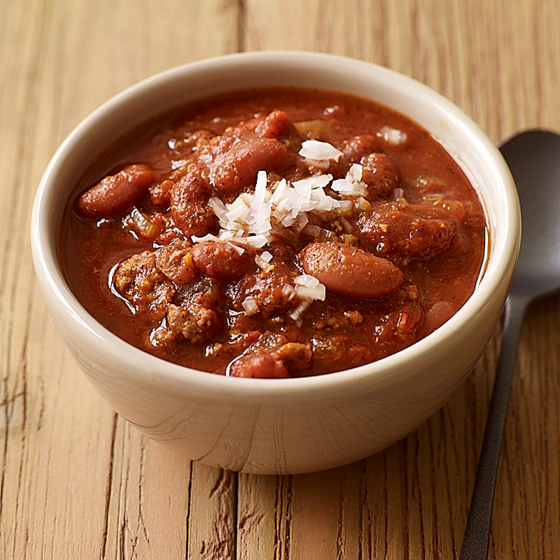 Beef And Bean Chili Recipes Ww Usa