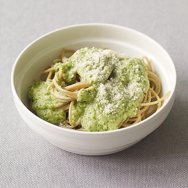 Photo of Spaghetti with Broccoli Sauce by WW