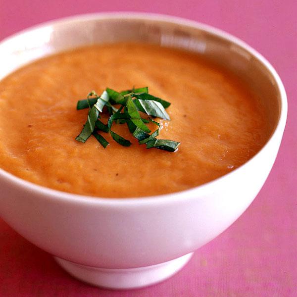 WeightWatchers.com: Weight Watchers Recipe - Creamy Thai Carrot Soup