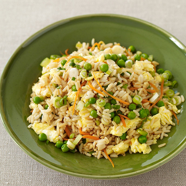 WeightWatchers.com: Weight Watchers Recipe - Easy Fried Rice