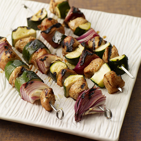 ... .com: Weight Watchers Recipe - Grilled Moroccan Chicken Kabobs